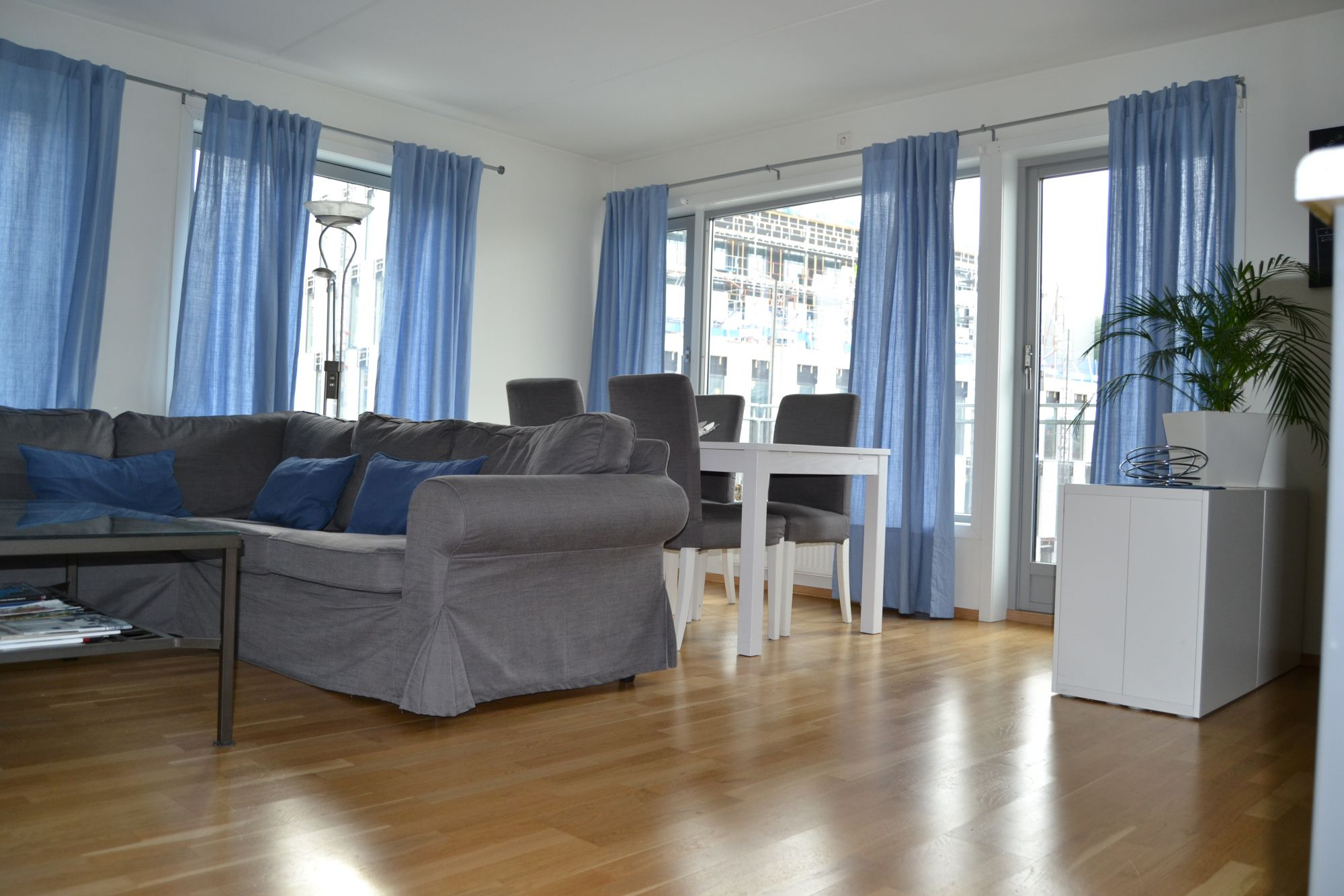 where can i rent a furnished apartment or room in oslo